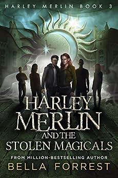Harley Merlin Stolen Magicals ebook