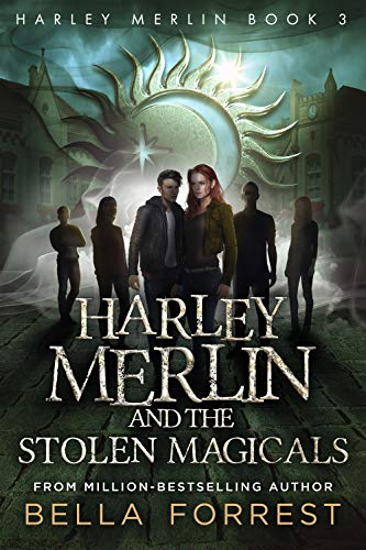 Pdf Teen Harley Merlin 3: Harley Merlin and the Stolen Magicals