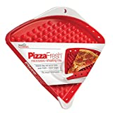 Pizza Reheating Tray for Microwave. Use at Home or Work. Great for Students, Busy Parents ect. Ultimate Kitchen utensil to Have.