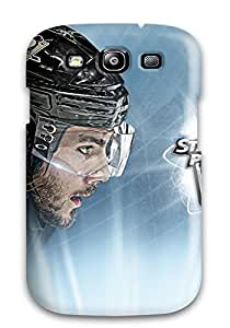 EverettAlenders Galaxy S3 Hybrid Tpu Case Cover Silicon Bumper Pittsburgh Penguins (82)