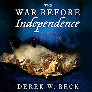 The War Before Independence Audiobook