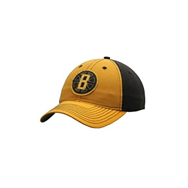 6103f73fba1 Image Unavailable. Image not available for. Color  Boston Bruins NHL CCM  Winter Classic 2016 Foxboro Retro Adjustable Hat