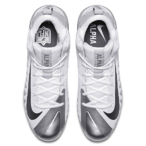 Football Dark Mid Grey Alpha pour Metallic Pro Menace Taquet Metallic Silver NIKE Homme 7XwYPqa7T