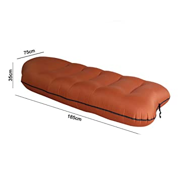 Super Amazon Com Bingfeng Inflatable Mattress Single Outdoor Lazy Pabps2019 Chair Design Images Pabps2019Com