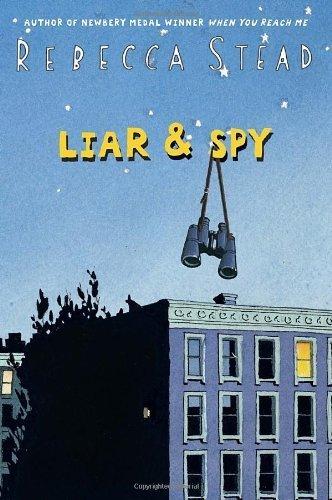 Liar & Spy (Paperback) - Common
