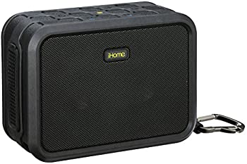 iHome IBN6BXXC Wireless Bluetooth Portable Stereo Speaker