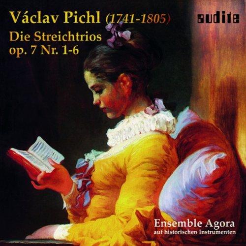 Flourish Trio - Pichl: String Trios Op 7 #1-6