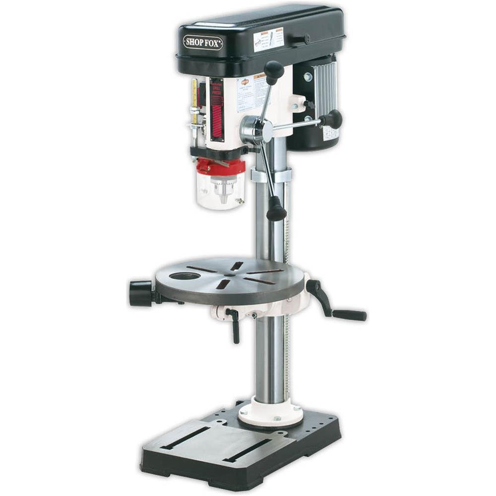 "Shop Fox W1668 13"" Best Benchtop Drill Press"
