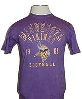 Minnesota Vikings Short Sleeve Pigment Dye Jersey T-Shirt