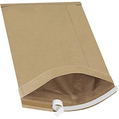 Top Pack Supply Self-Seal Padded Mailers, 7, 14 1/4