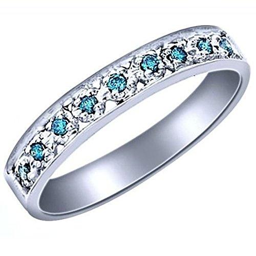 Carat Diamond Wedding Anniversary White