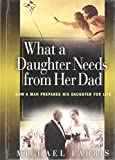 img - for What a Daughter Needs From Her Dad Publisher: Bethany House; Reprinted edition book / textbook / text book