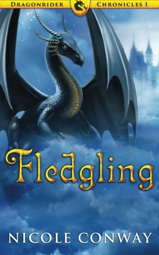 book cover of Fledgling
