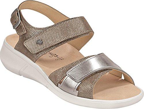 Finn Comfort Fango - Nadi Fango Comfort Silber Campagnolo Simona B074D3CRRT Shoes 42b008