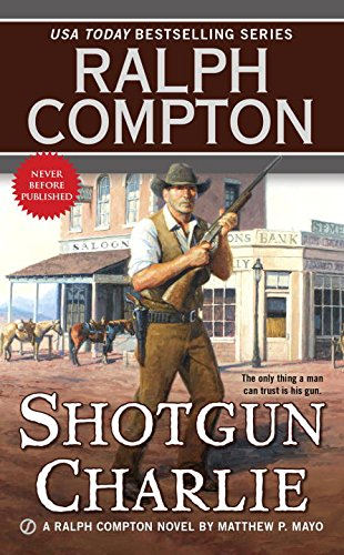 book cover of Shotgun Charlie