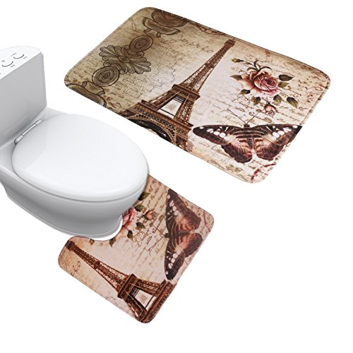 Paris bathroom decor for Bathroom decor on amazon