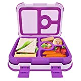 Best Bento Box For Kids - Bento Box for Kids, AIZARA Leakproof BPA Free Review