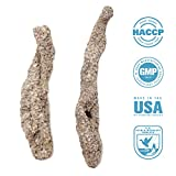 SEABENEFIT Sand Fish Sea Cucumber - Wild Caught Sea Cucumber Dried All Natural Nutritious - 8 oz.