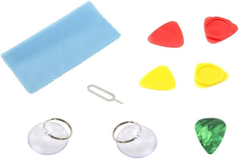 Hyx Tool Kits JF-8136 32 in 1 Multi-Model Available Metal Plastic Disassemble Repair Tool Kit