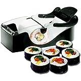 Sushi Maker Cutter Perfect Roll DIY Easy Kitchen Magic Roller Gadget Machine UK