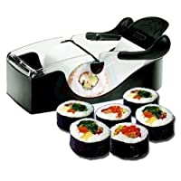 Sushi Maker Cutter Perfect Roll DIY Easy Kitchen Magic Roller Gadget Machine UK