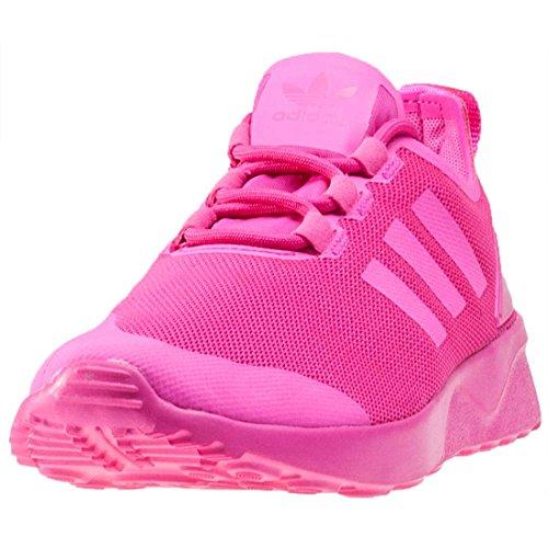 Verve Eu Basses Baskets Rose Adidas 40 Zx Flux Femme Adv qwUxH8t