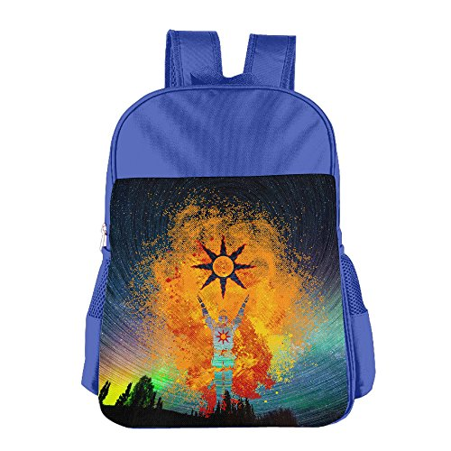 praise-the-sun-art-kids-school-backpack-bag-royalblue