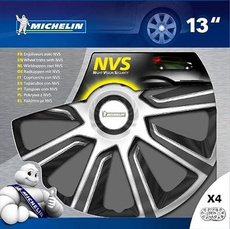 Amazon.com: MICHELIN 009112 – NVS 49 Two-Tone 13 Box, Set of 4: Automotive