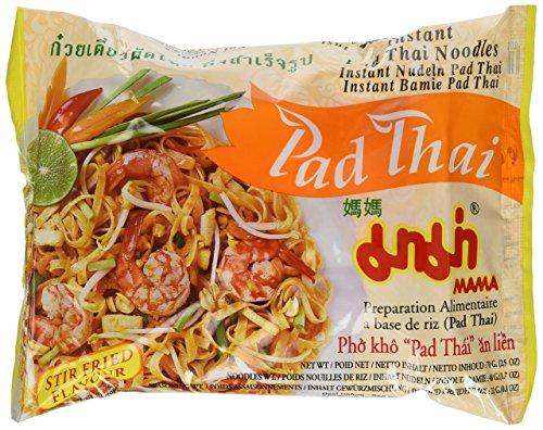 Mama Pad Thai Instant Noodles 30 Pcks Thailand - SET OF 2