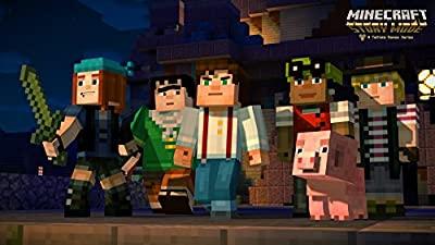 Minecraft: Story Mode - Season Disc - Parent