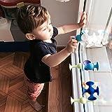 Unigz 48 Pieces Deluxe Set Construction Building Kit Suction Toy