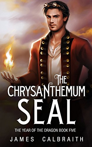 book cover of The Chrysanthemum Seal