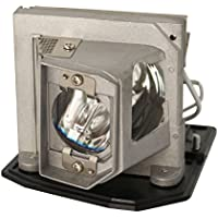 AuraBeam Professional Optoma GT750 Projector Replacement Lamp with Housing (Powered by Osram)