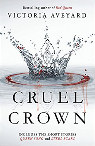 Image result for cruel crown by victoria aveyard