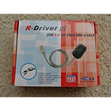 Generic Brand for R-Driver III USB 2.0 to SATA IDE Cable EUC