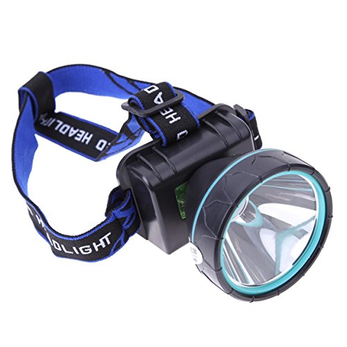 1 Set 800 Lumen XM-L T6 LED Headlamp 2 Modes Head Lamp Flashlight Headlight Master Fashionable Ultra Xtreme Tactical Bright Light Waterproof Outdoor Running Hiking Hunting Lights w/ Battery - Vision Master Headlamp