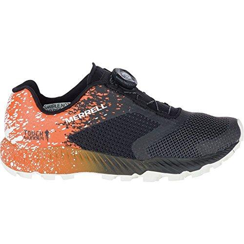 (メレル) Merrell レディース ランニング?ウォーキング シューズ?靴 All Out Crush 2 Tough Mudder BOA Trail Running Shoes [並行輸入品]