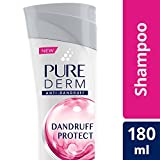Pure Derm Dandruff Protect Shampoo, 180ml