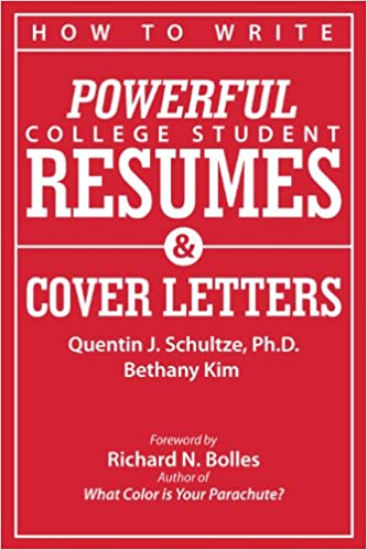 How to Write Powerful College Student Resumes and Cover ...