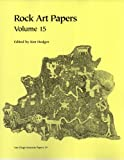 img - for Rock Art Papers, Vol. 15 book / textbook / text book