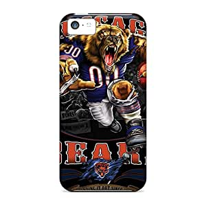 Ideal Scsshop Case Cover For Iphone 5c(chicago Bears), Protective Stylish Case