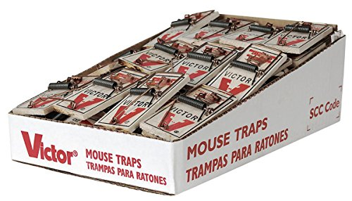 Woodstream CORP M040 Victor Metal Mouse Trap ()