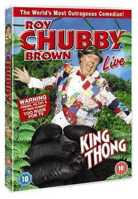 Roy Chubby Brown - King Thong [DVD]