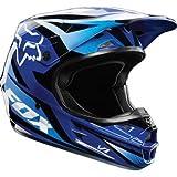 Fox Racing V1 RACE HLMT [BLU]