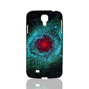 Nebula Pattern Image - Protective 3d Rough Case Cover - Hard Plastic 3D Case - For Samsung Galaxy S4 i9500