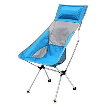 Zhhlinyuan Sillas de Camping Plegables Outdoor - Ultra ...