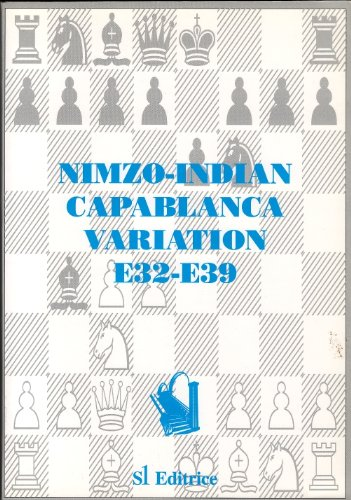 Nimzo-Indian Defence Casablanca Variation (E23-E39) Nimzo-Indian Defence Casablanca Variation (E23-E39)