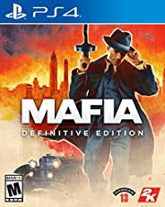 Mafia Definitive Edition - Playstation 4