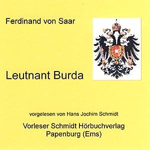 Leutnant Burda Hörbuch