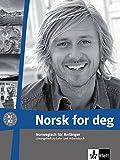 Norsk for deg: Norwegisch für Anfänger. Lösungsheft